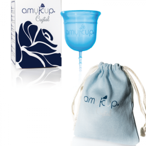 AmyCup Crystal Ladyways Menstruationstassen