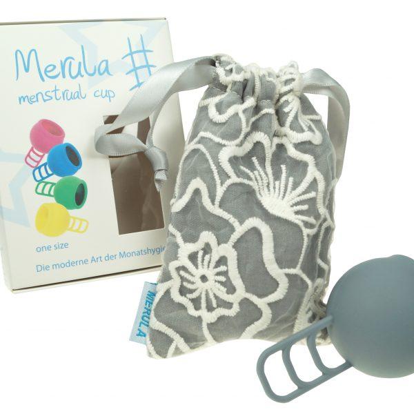 Merula Silver Ladyways Menstruationstasse