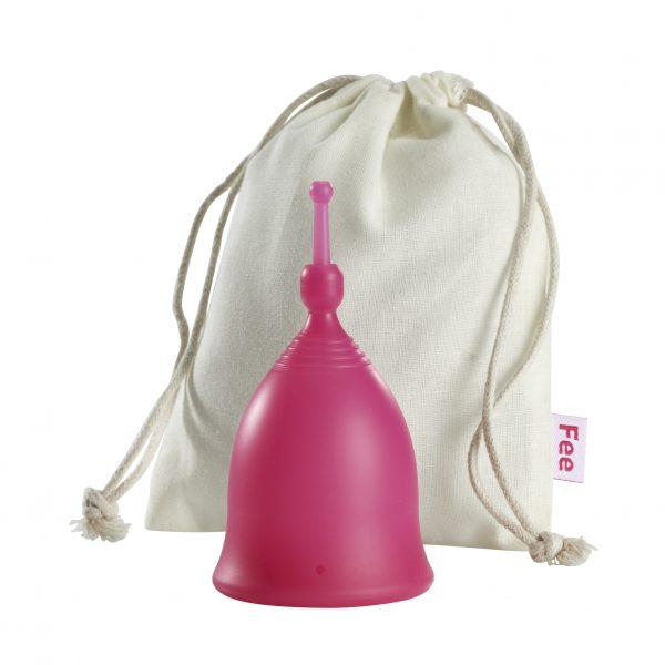 Fee2 Menstruationstasse pink - Ladyways