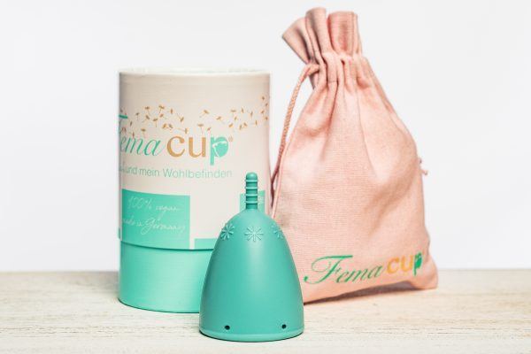 Menstruationstasse FemaCup Ladyways